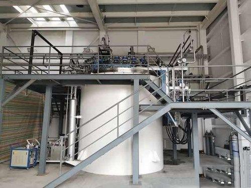 我国首套自主氦膨胀制冷氢液化系统调试成功